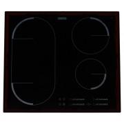 Zanussi ZEM6740FBA Elektrische kookplaten - Zwart