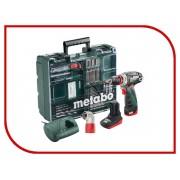 Электроинструмент Metabo PowerMaxx BS Quick Pro Set 600157880