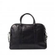 Rizzo Paul Day Bag väska i skinn, Svart