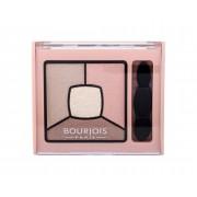 Bourjois Paris Smoky Stories 3,2G Quad Eyeshadow Palette 14 Tomber Des Nudes Per Donna (Eye Shadow)