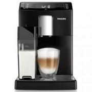 Автоматична еспресо машина Philips EP 3550 / 00, 1.8 л. воден резервоар, керамични мелачки, AquaClean, дисплей, черен