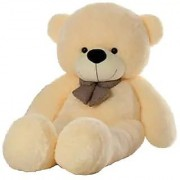 MS Aradhyatoys Teddy Bear Soft Toy Cream 2 fit