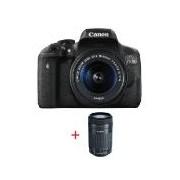 Canon EOS 750D TRAVEL KIT (EF-S 18-55 IS STM + EF-S 55-250mm f/4-5.6 IS STM) AC0592C085AA