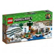 Lego Minecraft - El Iglú Polar - 21142