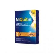 NiQuitin Clear Pensos 14mg - Fase 2 - 14 Dias