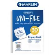 Marlin Uni-File Filp File 30 Page, Retail