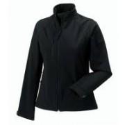 Ladies Soft Shell Jacket Black