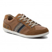 Сникърси HELLY HANSEN - Kordel Leather 109-45.725 New Light Tan/Falcon/Navy/Pff White/Sperry Gum