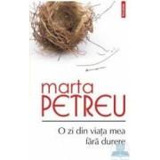 O zi din viata mea fara durere - Marta Petreu