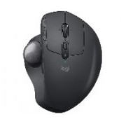 MOUSE LOGITECH MX ERGO NEGRO ERGONOMICO TRACKBALL INALAMBRCIO 2.4 GHZ MINI RECPTOR USB UNIFYING BATERIA RECARGABLE PC WINDOWS 10 O POSTERIOR WINDOWS 8 WINDOWS 7 / MAC OS X 10.12 O