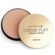 Компактна пудра Max Factor Creme Puff Pressed Powder, Високо покритие, Матиращ ефект, 05 Translucent, 21 гр., 50884315