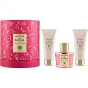 Acqua di Parma Perfumes femeninos Peonia Nobile Gift Set Eau de Parfum Spray 100 ml + Shower Gel 75 ml + Body Cream 75 ml 1 Stk.