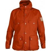 FjallRaven Greenland Jacket W. - Flame Orange - Freizeitjacken L