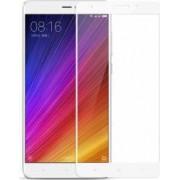 Folie protectie sticla securizata full size pentru Xiaomi MI 5S Plus alb