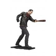 The Walking Dead TV Version Deluxe Action Figure Negan Merciless Edition 25 cm