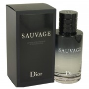 Sauvage by Christian Dior After Shave Lotion 3.4 oz