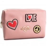 Moschino Kosmetyczka LOVE MOSCHINO - JC5300PP17LJ0600 Rosa
