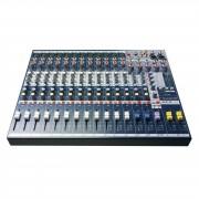 Soundcraft - EFX 12 Kompaktmischpult 12 Mono-, 2 Stereokanäle, FX