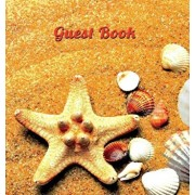 Guest Book for Vacation Home (Hardcover), Visitors Book, Guest Book for Visitors, Beach House Guest Book, Visitor Comments Book.: Suitable for Beach H, Hardcover/Angelis Publications