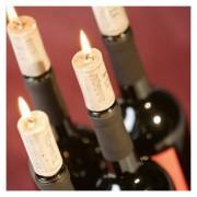 Svíčky vínové zátky