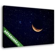 A Hold árnyékban (40x25 cm, Vászonkép )