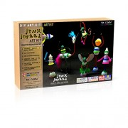 Junk Jugaad Art DIY (Do it Yourself) Activity Kit