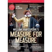 Video Delta WILLIAM SHAKESPEARE-MEASURE FOR MEASURE - DVD