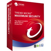 Trend Micro Maximum Security 2019 3 Devices 1 Year