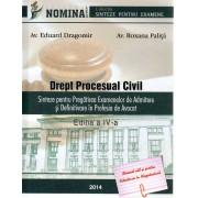Drept Procesual Civil 2014. Sinteze pentru Profesia de Avocat