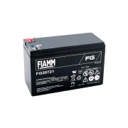 Fiamm FG20721 - Acumulator cu plumb 12V/7,2Ah/faston 4,7mm