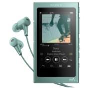 MP3 плеер Sony NW-A45HN, зеленый