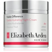 Elizabeth Arden Visible Difference Gentle Hydrating Night Cream crema de noche hidratante para pieles secas 50 ml
