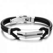 Armband med metallspänne ZH52