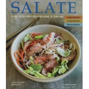 Salate. O reteta pentru fiecare zi din an (octombrie, noiembrie, decembrie), Georgeanne Brennan