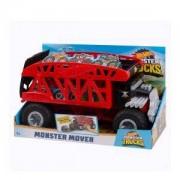 Детска играчка, Hot Wheels - Камион чудовище, череп без колички, 1720070