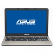 "Notebook Asus A541NA, 15.6"" HD, Intel Celeron N3450, RAM 4GB, HDD 500GB, Endless, Negru"