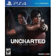 Joc Uncharted-the Lost Legacy Pentru Playstation 4