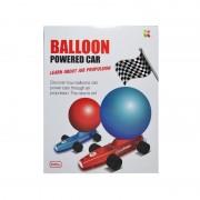 Masinute de curse cu baloane - Set 2