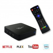 Smart TV Box Android 7.1.2 Mediaplayer V10pro+LS HDMI 2.0a HDR BT
