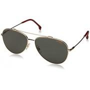 Carrera 183/f/s Gafas de sol para Hombre, Havana Red, 62 mm