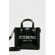 Iceberg - Кожена чанта