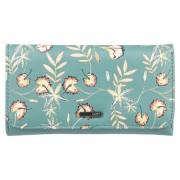 ROXY - peňaženka MY LONG EYES bird flower Velikost: UNI