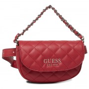 Чанта за кръст GUESS - Melise (VG) Mini HWVG76 67800 RED