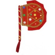 ATSGiftCrafts Embellished Multicolor Hand Fan(Pack of 1)