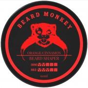 Beard Monkey Beard Shaper - Orange/Cinnamon