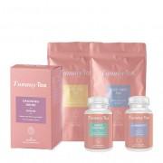 TummyTox Sada Slim Detox pro účinný detox a hubnutí. Program na 20 dní.
