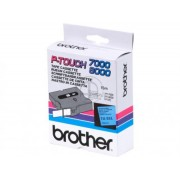 Banda continua laminata Brother TX551, 24mm, 15m