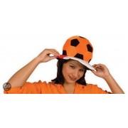 Hoed grote voetbal