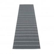 pappelina Carl Outdoor-Teppich - granit / sturmblau 70 x 270cm
