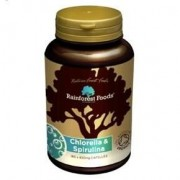 Rainforest Bio Chlorella-Spirulina tabletta - 300 db